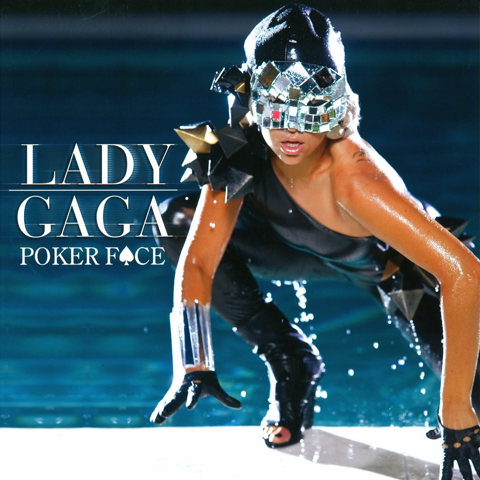 Poker face cover lady gaga