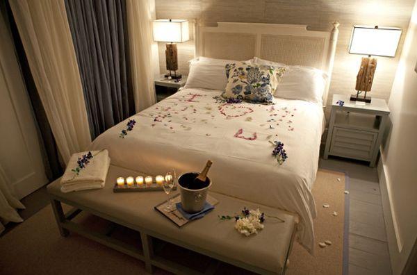 Love bedroom for valentines day tupani - Decoracion habitacion romantica ...