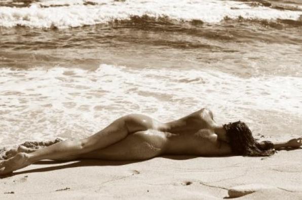 vildane zeneli naked