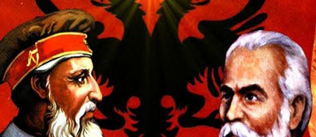 Gjergj Kastrioti Flamuri Shqiptar 28 nentor