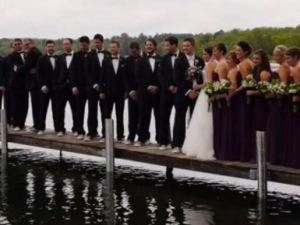 Ndodh edhe kështu ditën e dasmës