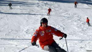 Schumacher doli nga koma, largohet nga spitali