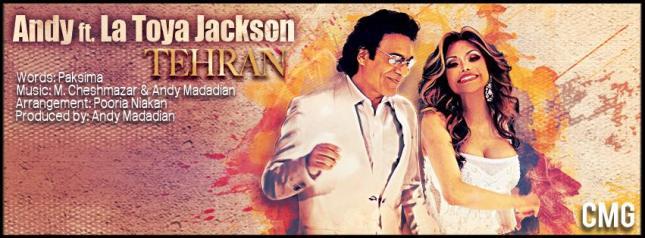 Andy featuring La Toya Jackson Tehran